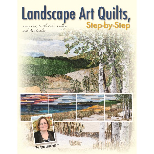 ISBN 9781611691450 Landscape Art Quilts, Step-by-Step No Colour