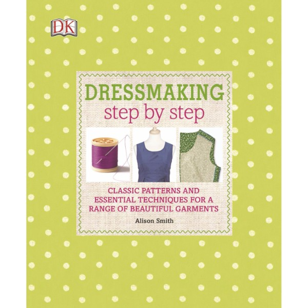 ISBN 9781409352617 Dressmaking Step-by-Step No Colour