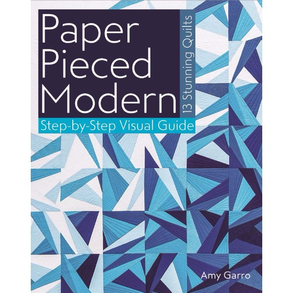 ISBN 9781607059899 Paper Pieced Modern No Colour