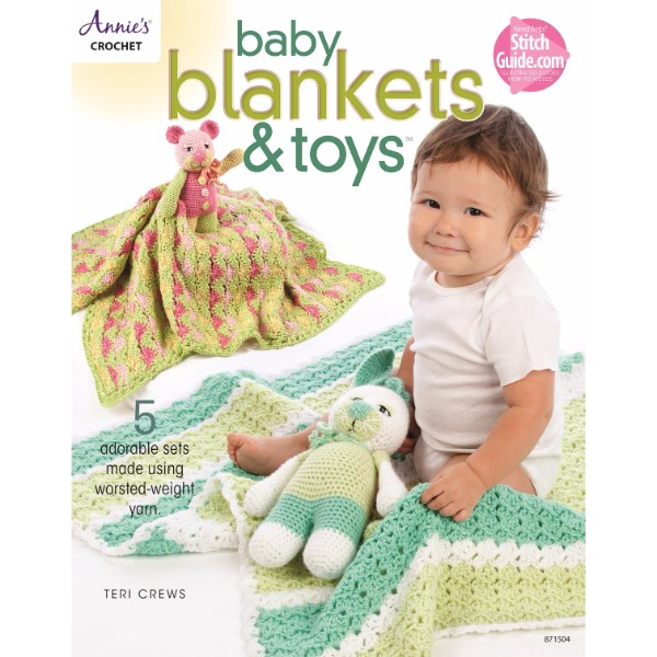 ISBN 9781573676991 Baby Blankets & Toys No Colour