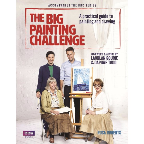 ISBN 9781849908962 The Big Painting Challenge No Colour