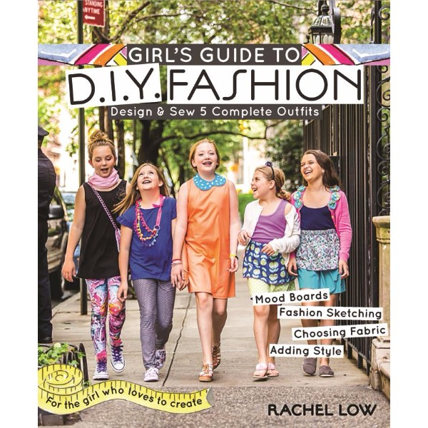 ISBN 9781607059950 Girl's Guide to DIY Fashion No Colour