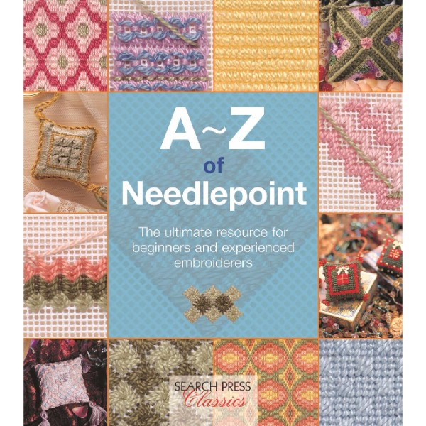 ISBN 9781782211723 A-Z of Needlepoint No Colour