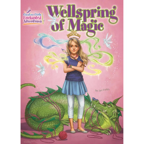 ISBN 9781573674638 Wellspring of Magic No Colour