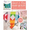 ISBN 9781573676649 Quick & Easy Baby Quilts