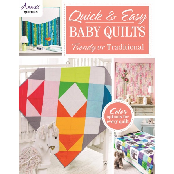ISBN 9781573676649 Quick & Easy Baby Quilts No Colour