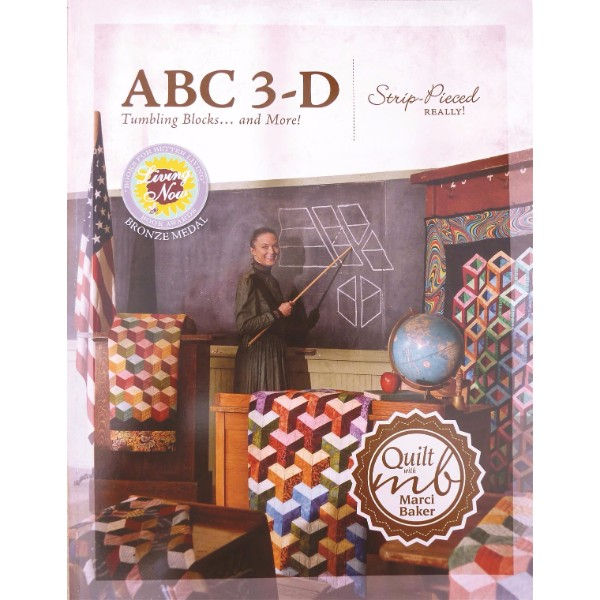 ISBN 9780965143967 ABC 3-D Tumbling Blocks... and More! No Colour