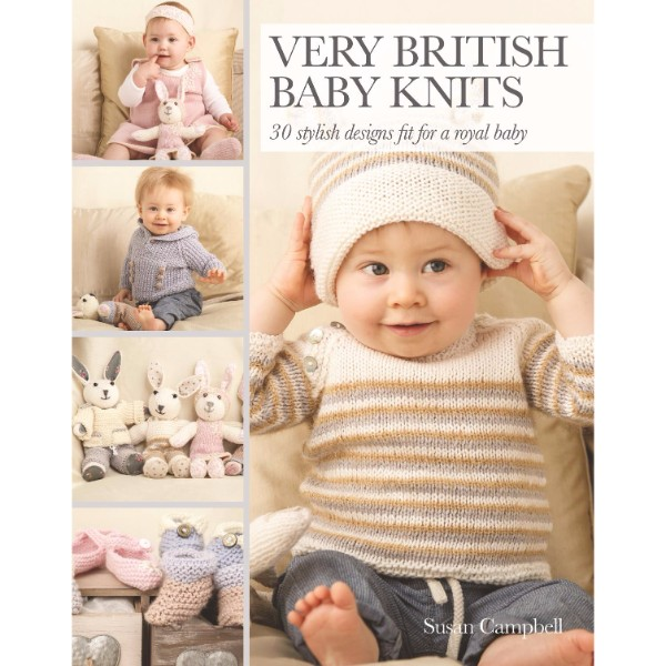 ISBN 9781782212218 Very British Baby Knits No Colour