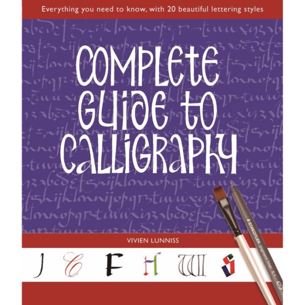 ISBN 9781782211822 Complete Guide to Calligraphy No Colour