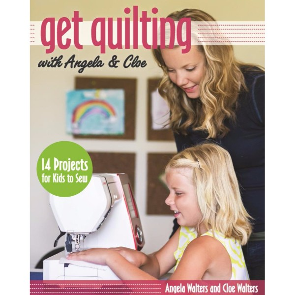 ISBN 9781607059554 Get Quilting with Angela & Cloe No Colour