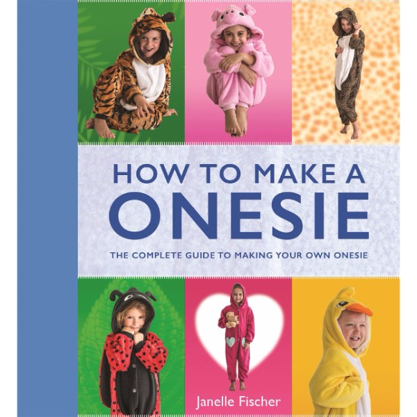 ISBN 9781742575674 How to Make a Onesie No Colour