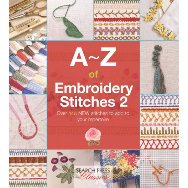 ISBN 9781782211693 A-Z of Embroidery Stitches 2 No Colour