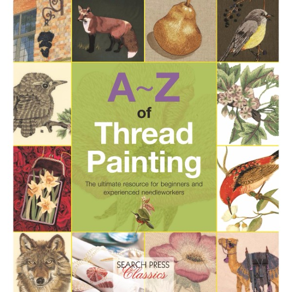 ISBN 9781782211785 A-Z of Thread Painting No Colour