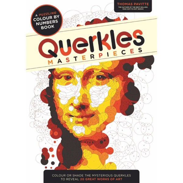 ISBN 9781781572412 Querkles Masterpieces No Colour