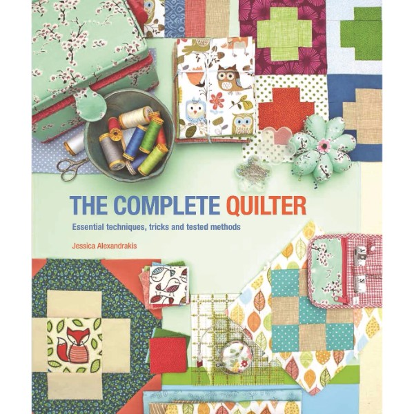 ISBN 9781782212683 The Complete Quilter No Colour