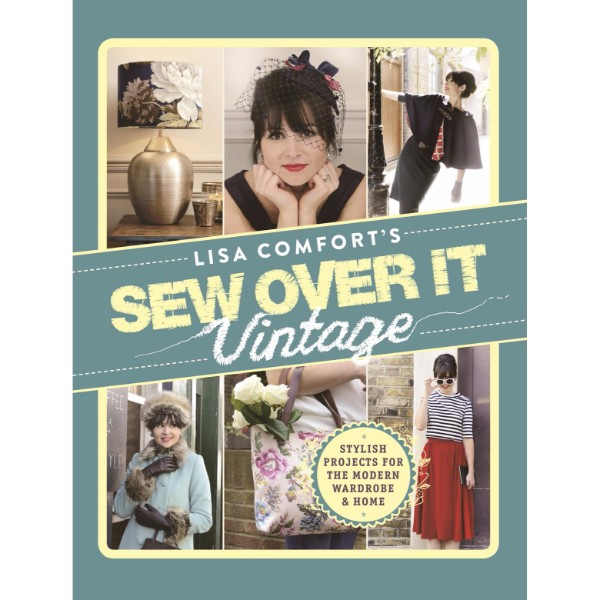 ISBN 9780091947118 Sew Over it Vintage No Colour