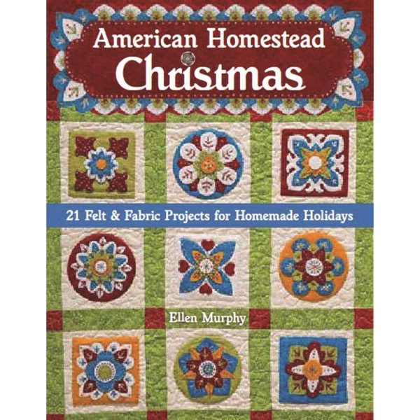 ISBN 9781617450495 American Homestead Christmas No Colour