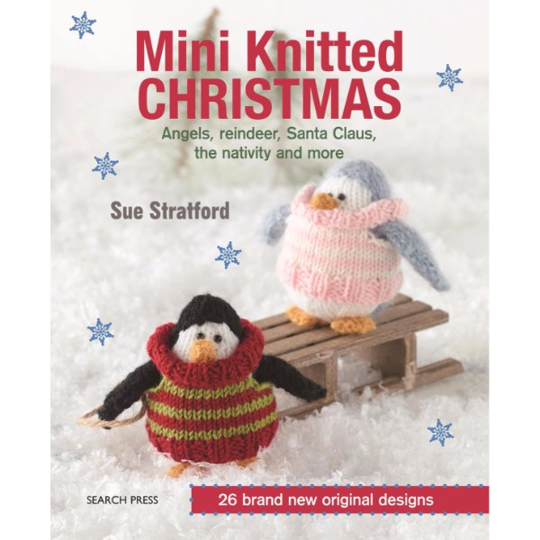ISBN 9781782211563 Mini Knitted Christmas No Colour