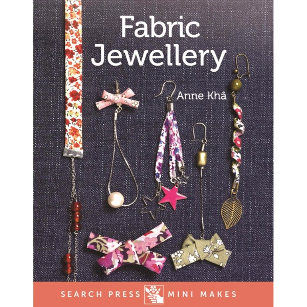 ISBN 9781782212416 Fabric Jewellery No Colour