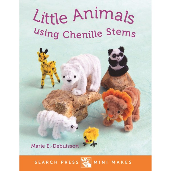 ISBN 9781782212430 Little Animals using Chenille Stems No Colour