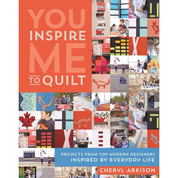 ISBN 9781617450358 You Inspire Me to Quilt No Colour