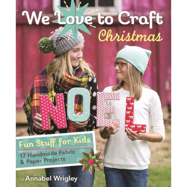 ISBN 9781617450679 We Love to Craft Christmas No Colour
