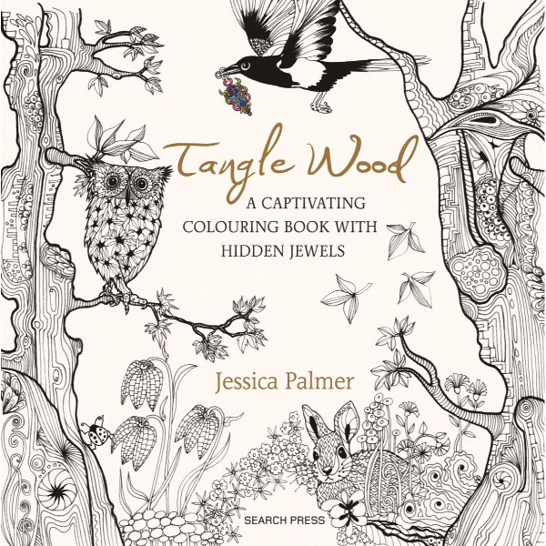 ISBN 9781782213536 Tangle Wood No Colour