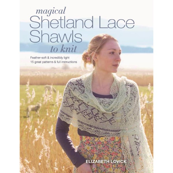 ISBN 9781782212737 Magical Shetland Lace Shawls to Knit No Colour