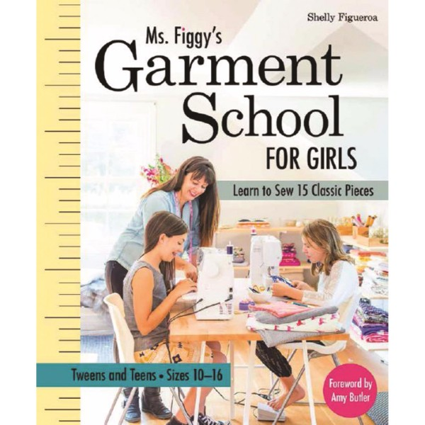 ISBN 9781617450624 Ms. Figgys Garment School for Girls No Colour