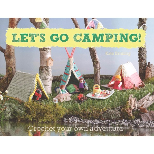 ISBN 9780857833198 Let's Go Camping No Colour