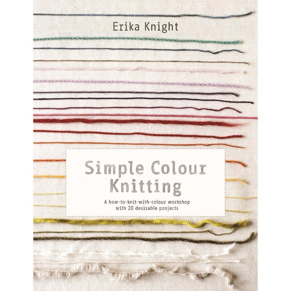 ISBN 9781849492713 Simple Colour Knitting No Colour