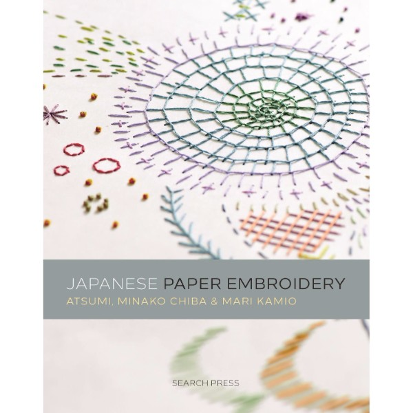 ISBN 9781782212485 Japanese Paper Embroidery No Colour