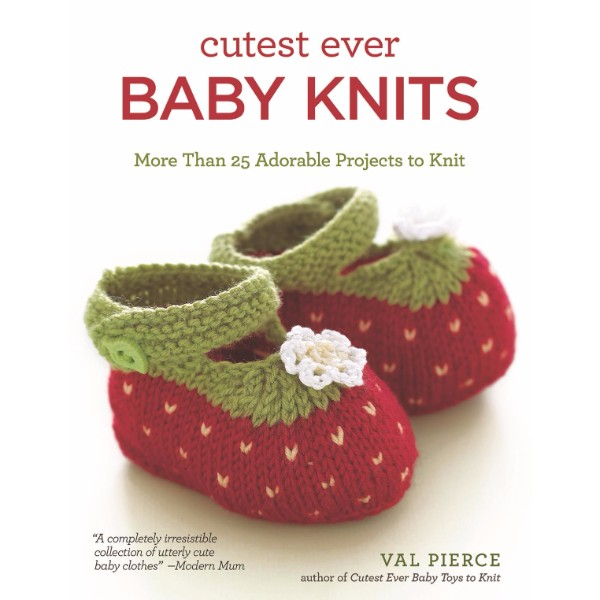 ISBN 9781504800167 Cutest Ever Baby Knits No Colour