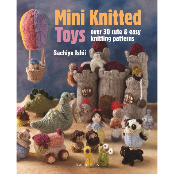 ISBN 9781782211457 Mini Knitted Toys No Colour