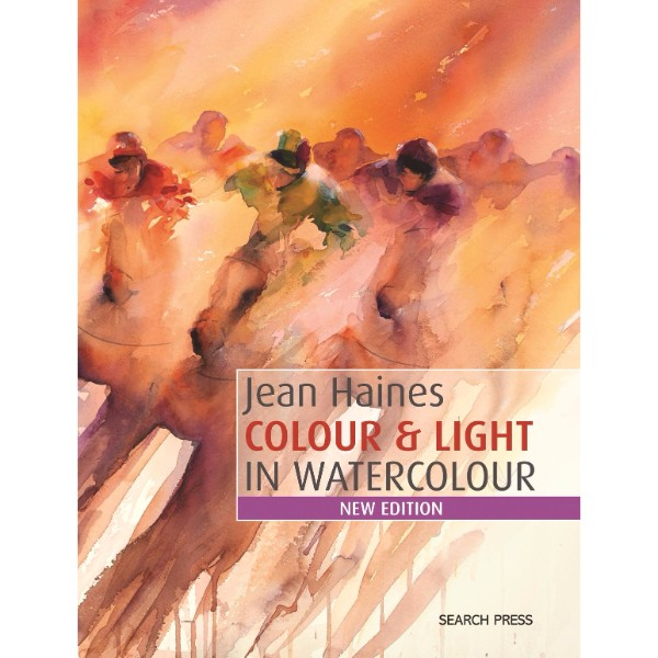 Jean Haines Colour & Light in Watercolour No Colour