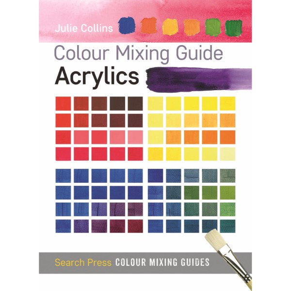 ISBN 9781782210559 Colour Mixing Guide Acrylics No Colour