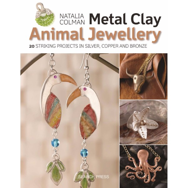 ISBN 9781782210771 Metal Clay Animal Jewellery No Colour