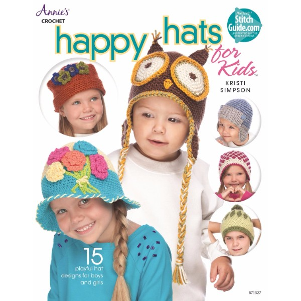 ISBN 9781590122761 Happy Hats for Kids No Colour