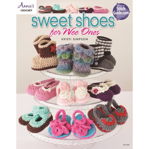 ISBN 9781590122754 Sweet Shoes for Wee Ones No Colour