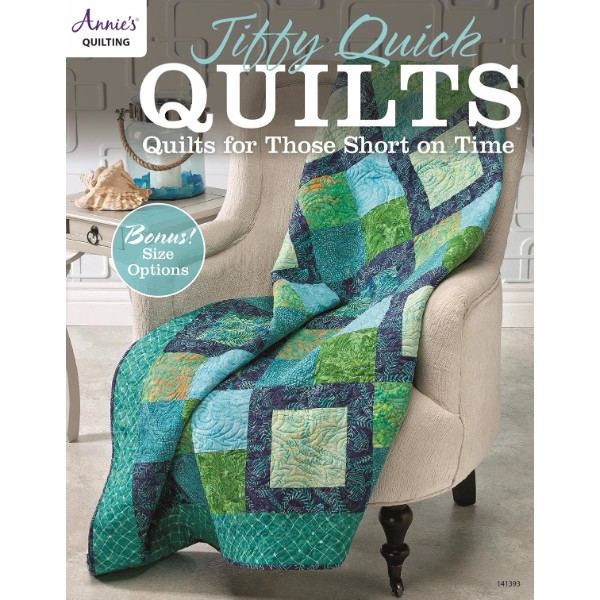 ISBN 9781573679633 Jiffy Quick Quilts No Colour