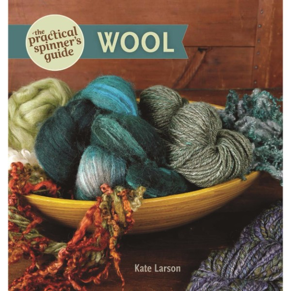 ISBN 9781632500281 Practical Spinner's Guide - Wool No Colour