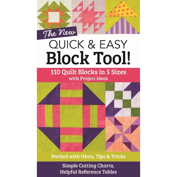 ISBN 9781617452314 The New Quick & Easy Block Tool No Colour