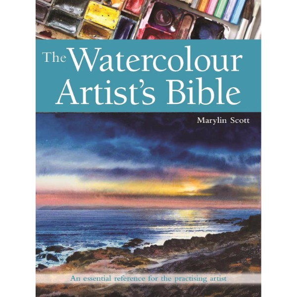 ISBN 9781782213932 The Watercolour Artist's Bible No Colour