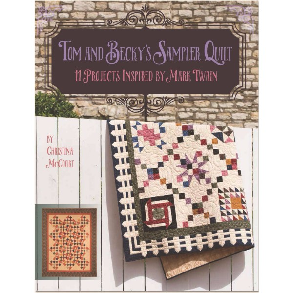 ISBN 9781617453243 Tom and Becky's Sampler Quilt No Colour