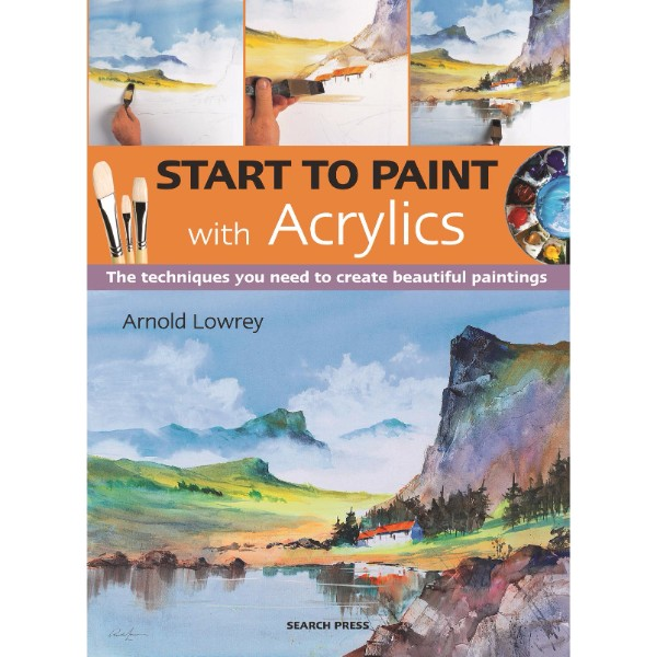 ISBN 9781782213260 Start to Paint with Acrylics No Colour
