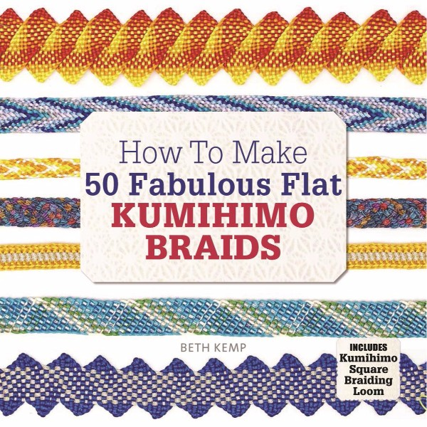 ISBN 9781782213802 How to Make 50 Fabulous Flat Kumihimo Braids No Colour
