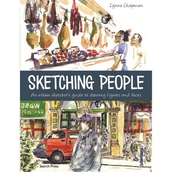 ISBN 9781782213857 Sketching People No Colour