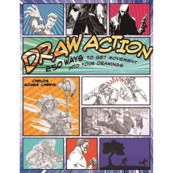 ISBN 9781782213888 Draw Action No Colour