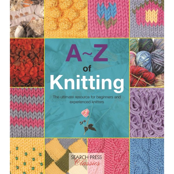 A-Z of Knitting No Colour