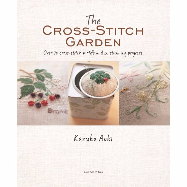 ISBN 9781782213314 The Cross-Stitch Garden No Colour